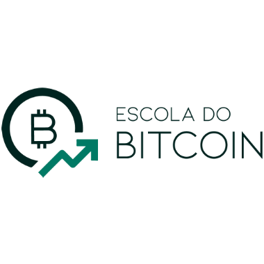 logo escola do Bitcoin